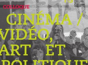 Cinéma, vidéo, art et politique @ Université Paris 8 | Saint-Denis | Île-de-France | France
