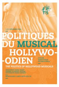 Politiques du musical hollywoodien / The politics of hollywood musicals @ Université Paris Ouest, Cinéma le Grand Action, Université Paris Diderot