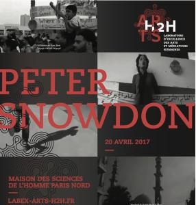 Peter Snowdon. Démonter le temps, remonter la révolution. @ Maison des sciences de l'Homme Paris Nord | Saint-Denis | Île-de-France | France