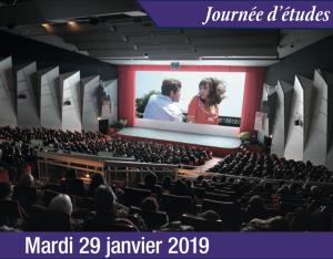 Politiques du cinéma et territoires @ Université d'Angers, Le Quatre - Espace cutlurel