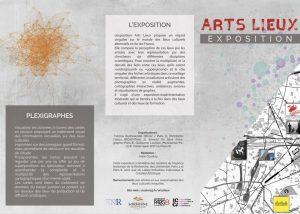 Exposition Arts Lieux - Vernissage @ Villa Belleville