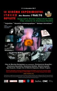 Le cinéma expérimental italien revisité 1960/70 @ INHA, Auditorium | Paris | Île-de-France | France
