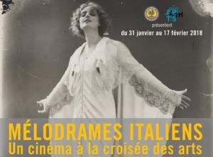 Cycle mélodrames italiens :  un cinéma à la croisée des arts @ Fondation Jérôme Seydoux-Pathé | Paris | Île-de-France | France
