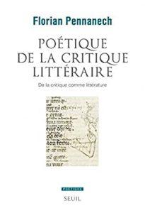 De la poétique de la critique littéraire à la poétique de la critique cinématographique (visioconférence)
