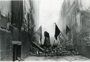 Les images des barricades - Théâtres de la mémoire @ Institut national d'histoire de l'art, salle Jullian