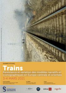 Journée d'études : Trains (visioconférence) @ https://us02web.zoom.us/j/93001405909?pwd=aVk2djc1eU5aZXZtK0RnWmYyU08rQT09