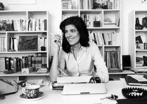 Susan Sontag, critique de cinéma - Séminaire sur la critique @ Institut National d'Histoire de l'Art